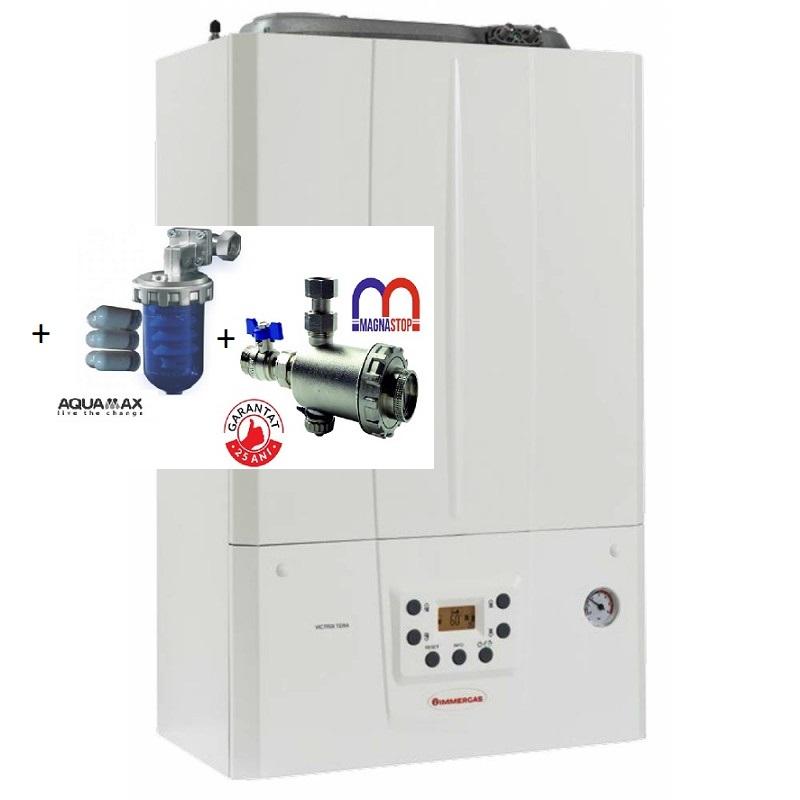 PACHET centrala termica in condensare Victrix TERA 24/28 1 + filtre