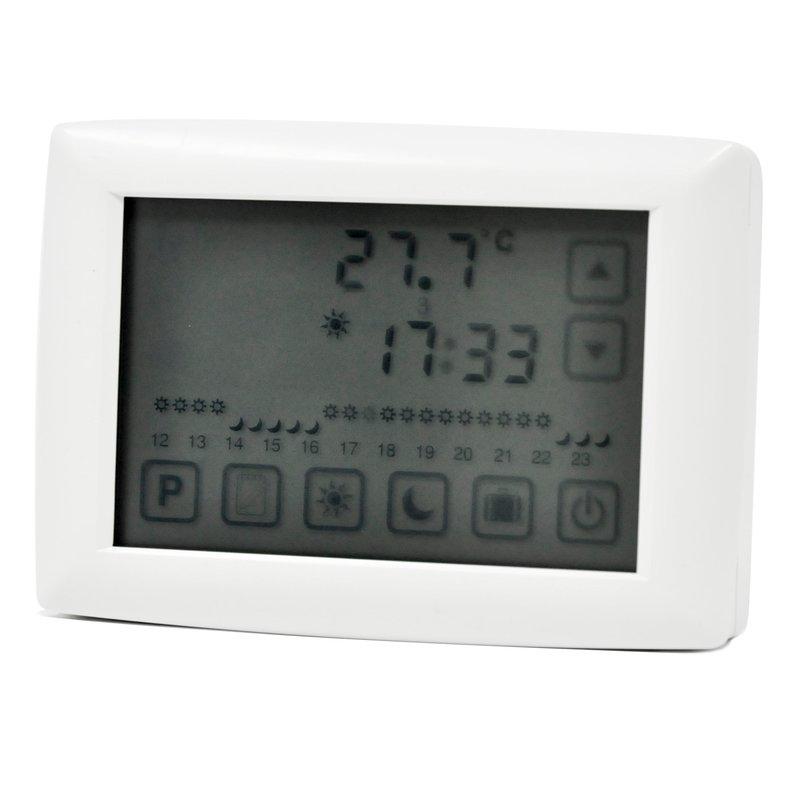Termostat de camera digital Ivar AC710T cu touch screen