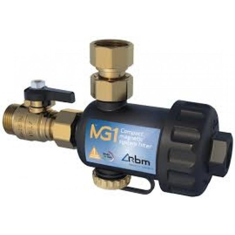 RBM MG1 3/4 Filtru antimagnetita pentru centrale termice